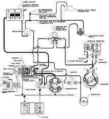wiring diagram for garden tractors with a delco remy starter