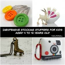 19 inexpensive stuffers for aged 4 to 12