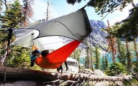 give me the nubé stratos camping hammock insidehook