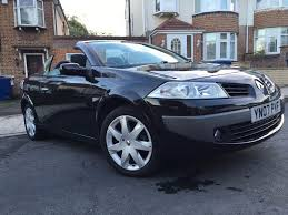 megane renault convertible renault megane convertible hard top 1 6 in greenford london