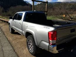 truck toyota 2016 2016 silver toyota tacoma 4x4 long bed like pinterest toyota
