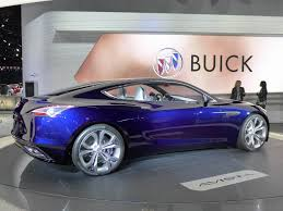 buick supercar buick avista concept exclusive autoweb