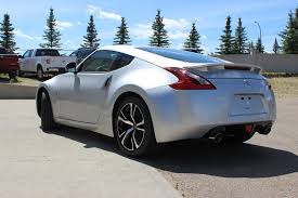 nissan sport 2018 new 2018 nissan 370z coupe base 2dr car near moose jaw 2562