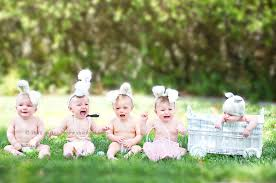 easter pictures with baby easter bunnies shan cait photography sacramento family