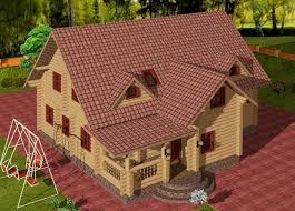 k3 cottage log house design software