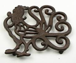 Decorative Metal Trivets 384 Best Trivets Images On Pinterest Irons Cast Iron And