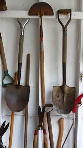how to hang tools in shed the potting shed nitty gritty dirt man