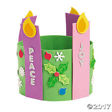 advent wreath kits advent candle stand up wreath trading