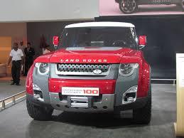 range rover concept land rover defender concept 100 dc 100 u0026 defender concept 100