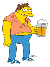 barney gumble wikisimpsons simpsons wiki