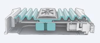 4 channel stereo amplifier xm n1004 sony ca