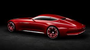 mercedes maybach mercedes maybach vision 6 concept motor1 com photos