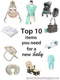 newborn baby necessities babies don t take up much space but all their accessories can