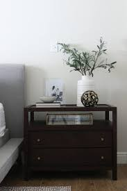 bedside l ideas bedside table ideas the crate and barrel blog