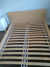 double bed frames bedroom furniture ebay