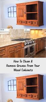 how to clean grease oak kitchen cabinets newest snap how to clean remove grease from your