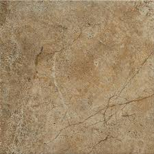 Travertine Bathroom Floor Tiles Shop Style Selections Florentine Scabos Porcelain Travertine Floor
