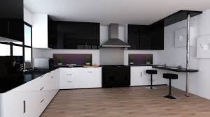 3d the kitchen cgtrader