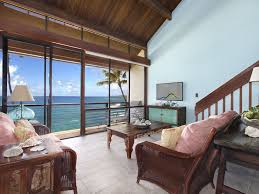 Marriott Waiohai Beach Club Floor Plan by Poipu Makai C3 Ocean Front Views Close To Poipu Beach Koloa