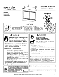 indoor fireplace users guides