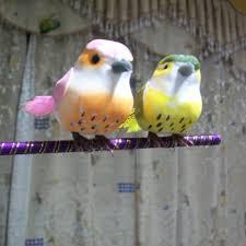popular small foam birds buy cheap small foam birds lots from