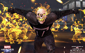 ghost rider u0026 quake join marvel heroes 2016 cosmic book news