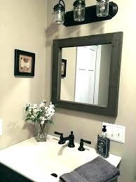 reclaimed wood bathroom mirror distressed bathroom mirror distressed wood mirror distressed