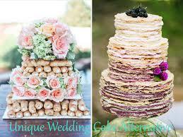 unique wedding cakes fabulous unique wedding cake alternative at unique wedding cakes