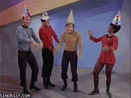 Star Trek Happy Birthday Meme - star trek happy birthday birthday animated gif popkey