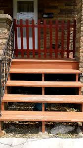 peekaboo u2014 i don u0027t see you porch steps reveal rentalhouserules