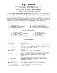 Quality Assurance Analyst Resume Sle by Qa Analyst Resumes Performance Tester Resume Sidemcicek