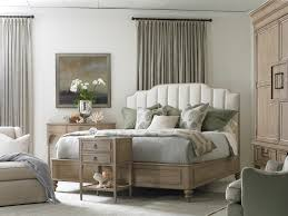 hickory white bedroom furniture hickory white 585 25 upton king upholstered bed