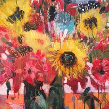Bloom Big Bold Blooms Wild Painting Big Bold Bloom 2 Online Classes