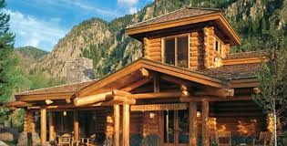 Ideas About Log Home Plans Pinterest Homes Cabin And idolza