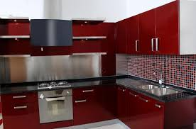 Kitchen Interiors by Kerala House Kitchen Interior House Interior