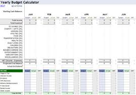 Microsoft Excel Monthly Budget Template Family Budget Calculator Financial Budget Planner Printables 25