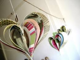simple and easy paper decorations