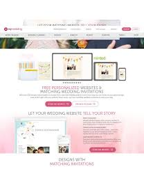 free personal wedding websites best 25 free wedding websites ideas on wedding
