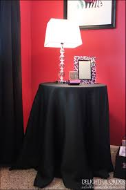 delightful order hot pink black and white girls room clients home hot pink black and white girls room clients home