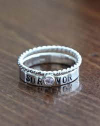 personalized birthstone rings stackable birthstone name rings kandsimpressions