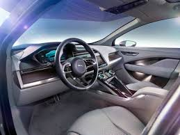 land wind interior jaguar reveals the i pace concept the electric performance suv