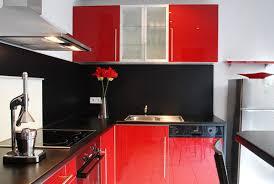 meuble cuisine laqué meuble de cuisine laqué maison et mobilier d intérieur
