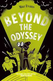 chicken house books beyond the odyssey