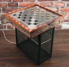 reclaimed wood game table 20 best game tables images on pinterest board games contemporary