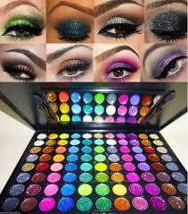 amazon com beauty treats 88 pro glitter cream color eye shadow