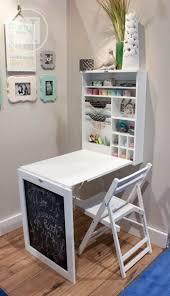 Craft Desk Diy Murphy Craft Table Craft Craft Desk And Salons
