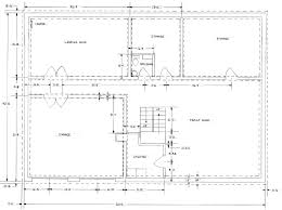 mechanical and architectural hand drawings seelio first floor