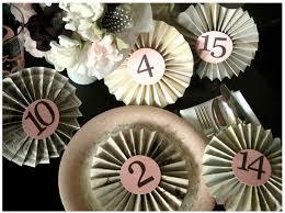 Wedding Table Number Ideas Padgett Hoke Wedding Table Number Ideas
