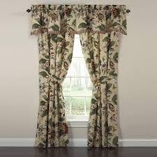 Suspension Curtain Rod Waverly Laurel Springs Curtain Panels U0026 Reviews Wayfair