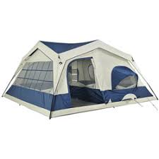 overstock com northpole 12 person 3 room 15 x 15 ft tent enjoy